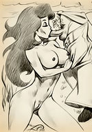 Ariel spyed and over cartoon sex