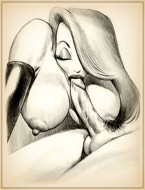 Jessica rabbit sketch nude