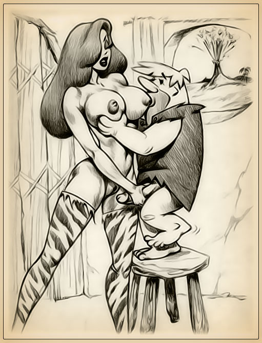 Jessica rabbit drawn porn