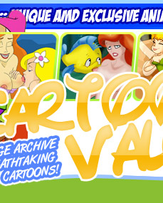 Cartoon Valey - unique and exclusive cartoon porn.