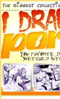 Draw Porn cartoons