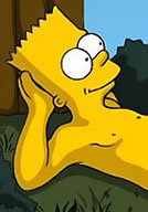 Lisa Simpson getting tied dick then mouth